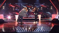 Andreas vs. Janine - To Love Somebody   The Voice of Germany 2013   Battle