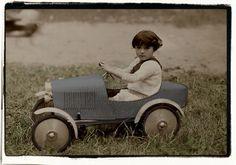 Little+Racer+in+Blue+vintage+photo+digital+by+MsAlisEmporium,+$2.75