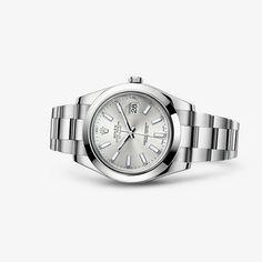 Die Datejust II ist unter heutigen Armbanduhren ein wahrer Klassiker. Erfahren Sie auf der Offiziellen Internetseite von Rolex mehr über diesen erhabenen Klassiker in einer neuen, modernen Ausführung.