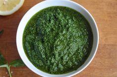 Fresh Recipes | Kale Almond Pesto