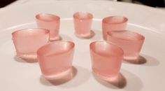 Vodka Pink Lemonade Jello Shot