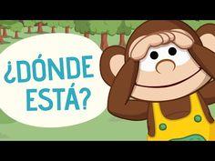Canciones Infantiles en español   Donde está   Toobys - YouTube