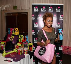 Syesha Mercado attend at Red Carpet Events LA Grammy Awards Gifting Suite 2012