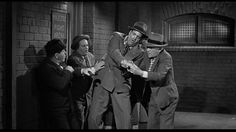 245. Moe Howard, Larry Fine, Sammy Stein (as Gorilla Watson), Heinie Conklin (as Watson's manager) | Fling in the Ring (1955) | Three Stooges short directed by Jules White