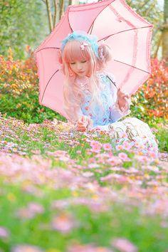 Fashion Lolita//Flowers