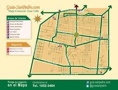 Mapas de la Revista GSP  Otoño 2015