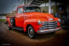 "chillypepperhothothot: ""Orange Pickup by Silver Machine on Flickr. """