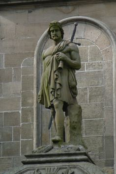 William Wallace - Stirling, Scotland  Enjoyed Stirling and the Castle we needed two trips to try and get to everything.  So we went again a few years later. histori, castl, william wallace, stirling scotland, celtic, braveheart, travel, place, scottish heritag