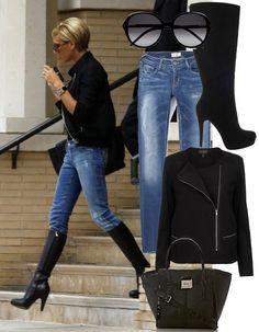 victoria beckham fashion | Victoria-Beckham-Celebrity-Fashion
