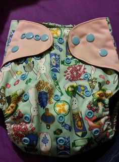 Easter Cloth Diaper in Baby, Diapering, Cloth Diapers | eBay