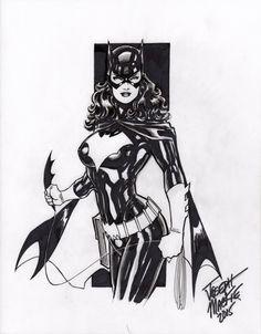 Batgirl by Joseph Mackie