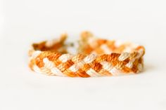 DIY 5 Strand Bracelet-perfect for Rakhi Bracelet, or Friendhip Bracelet C.Flax & Twine