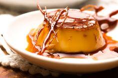 Mexican dessert, flan                                               [Credit: ©iStockphoto.com/joannawnuk]