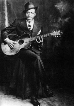 """Near the end of his memoir, Chronicles, Volume I, Bob Dylan recalls the seismic effect of hearing Robert Johnson's album, King of the Delta Blues Singers, for the first time, in the early 1960s. """"From the first note, the vibrations from the..."""