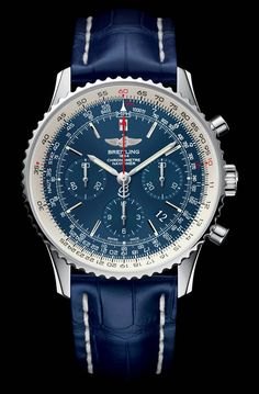 Breitling Navitimer Blue Sky Limited Edition 60th anniversary #watch
