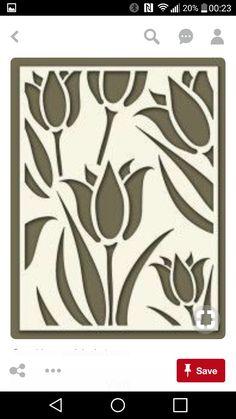 Stencils, Stencil Art, Stencil Patterns, Stencil Designs, Kirigami, Paper Art, Paper Crafts, 3d Quilling, Cut Canvas