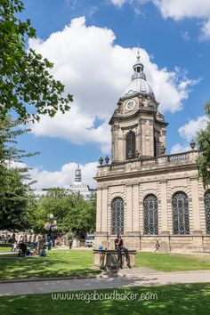 I'm originally from round these parts, let me show you around Birmingham: why I love it, and why you should too! Birmingham Cathedral, Birmingham City Centre, Hidden London, Birmingham England, Cathedrals, Travelling, Let It Be, History, Country