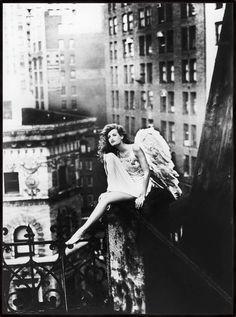 Marino Parisotto The Sky over New York I