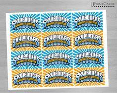 skylanders free printables - Buscar con Google