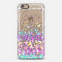Candy Paint Rain Transparent iPhone 6 Case by Organic Saturation | Casetify. Get $10 off using code: 53ZPEA