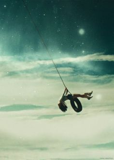 Swing on a star