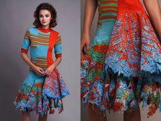 Dana Cohen, Worn Again, #Fashion #Recycling #Sustainability