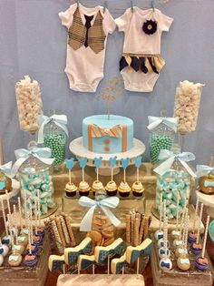 Charmingly Sweet Baby Shower Party Ideas | Photo 1 of 25
