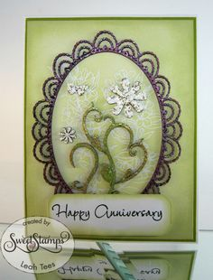 Anniversary Picollos for Sweet Stamps LLC, February 2016, created by Leah Tees, odetopaper.blogspot.ca