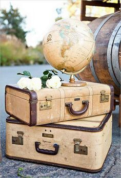 Beautiful luggage