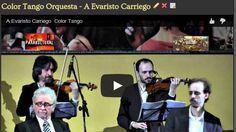 Una de las mejores orquestas del mundo, en la mas famosa milonga del mundo con unos de los mejores tangos jamás compuesto