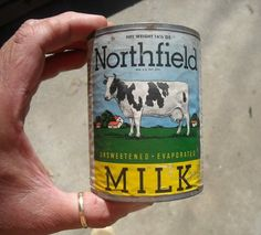 1940s Milk can