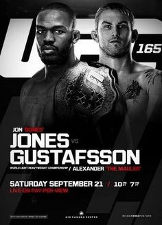 UFC Saturday September 21st Jones vs Gustafasson 8:00 PM 3.00 Cover Call for Reservations Today 254-953-7412