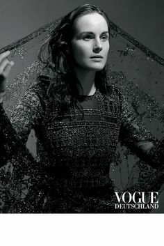 Downton Abbey Lady Mary Vogue