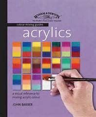 Images Color Mixing Chart Acrylic, Color Mixing Guide, Acrylic Colors, Mixing Colours, Paint Color Wheel, Paint Colors, Color Theory Books, Popular Paintings, Acrylic Tips