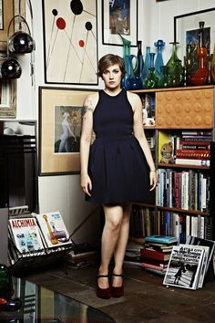A CUP OF JO: Lena Dunham gives great advice.