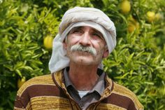 Still of Tarik Kopty in Lemon Tree (2008)