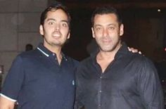 "I Respect Anant Ambani's Willpower: SalmanMumbai: Superstar Salman Khan, who is known for his fit physique, says he has immense ""respect"" for Reliance Industries chairman Mukesh Ambani's youngest son Anant, who underwent a major weight loss session in just 18 months. The ""Dabangg"" actor, who is currently prepping for his upcoming actioner ""Sultan"", tweeted: ""So happy to see Anant Ambani, lots of respect and so...  Read MoreKhan"