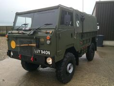 Land Rover FC 101 SOFT TOP