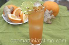 #grapefruit, #ginger beer, #cocktail