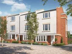 Home of the Week We have a 3 bedroom 3 storey house for sale in Lane End, Persimmon Homes, 3 Storey House, Lanes End, New Homes For Sale, Mansions, Bedroom, House Styles, Home Decor, Decoration Home