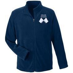 Team 365 Adult Campus Microfleece Jacket – Purposely Designed
