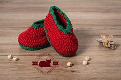 Crochet Baby Shoes Pattern Tutorial Crochet Baby Booties