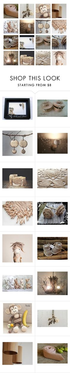 """""""cappuccino"""" by andreadawn1 ❤ liked on Polyvore featuring etsy, handmade and shopetsy"""