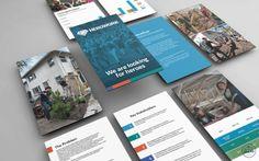 Charitable Organization Booklet Design