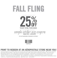 Aeropostale Coupons Ends of Coupon Promo Codes MAY 2020 ! Free Printable Coupons, Free Printables, Aeropostale, Hot, November 2015, Free Printable