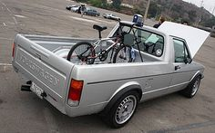 volkswagen rabbit pickup Interior