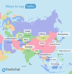 Learn how you can greet and talk to all your website visitors in the language that they'd love, this Black Friday Ways To Say Hello, Maldives, Namaste, Black Friday, Conversation, Vietnam, Around The Worlds, Blog, The Maldives
