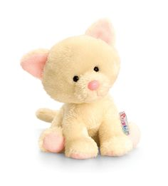 Keel Pippins Blossom the Cat Soft Toy 14cm