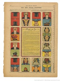 Les Belles images   1914-05-28   Gallica