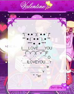 SMS Valentine 2014. Tải sms valentine gủi trao yêu thương
